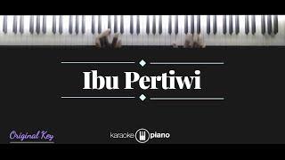 Download lagu Ibu Pertiwi (KARAOKE PIANO)