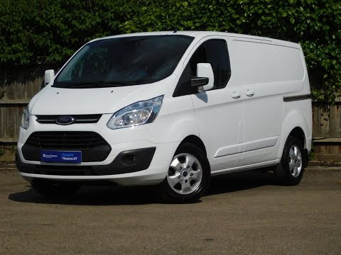 2015 Ford Transit Custom 2.2TDCi Limited L1H1 For Sale In Tonbridge, Kent