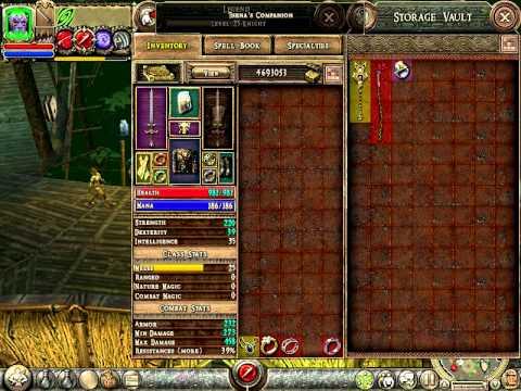 Dungeon Siege 2 Valdis's Sword Cheat