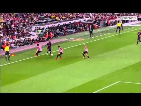 Messi Goal vs Bilbao • 2014/15 • Copa del Rey • || 720p HD ||