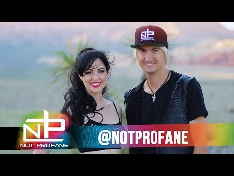 RIKI RAKA - Not Profane ft. Sandra Cires (Official Video)
