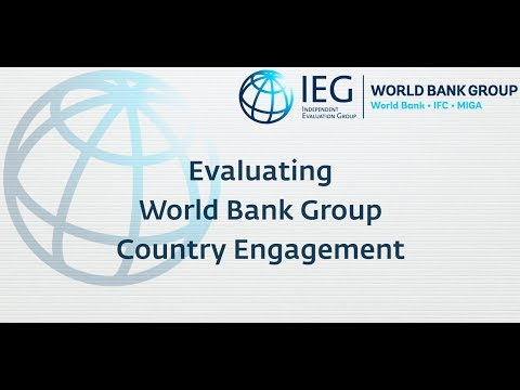 Evaluating World Bank Group Country Engagement