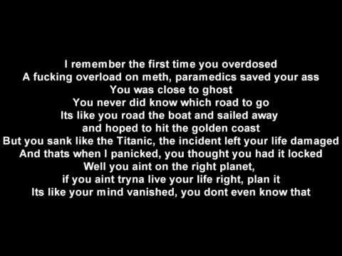 Hopsin - (Lyrics ) Ill Mind Of Hopsin 6 / Chris Dolmeth / Crystal Meth