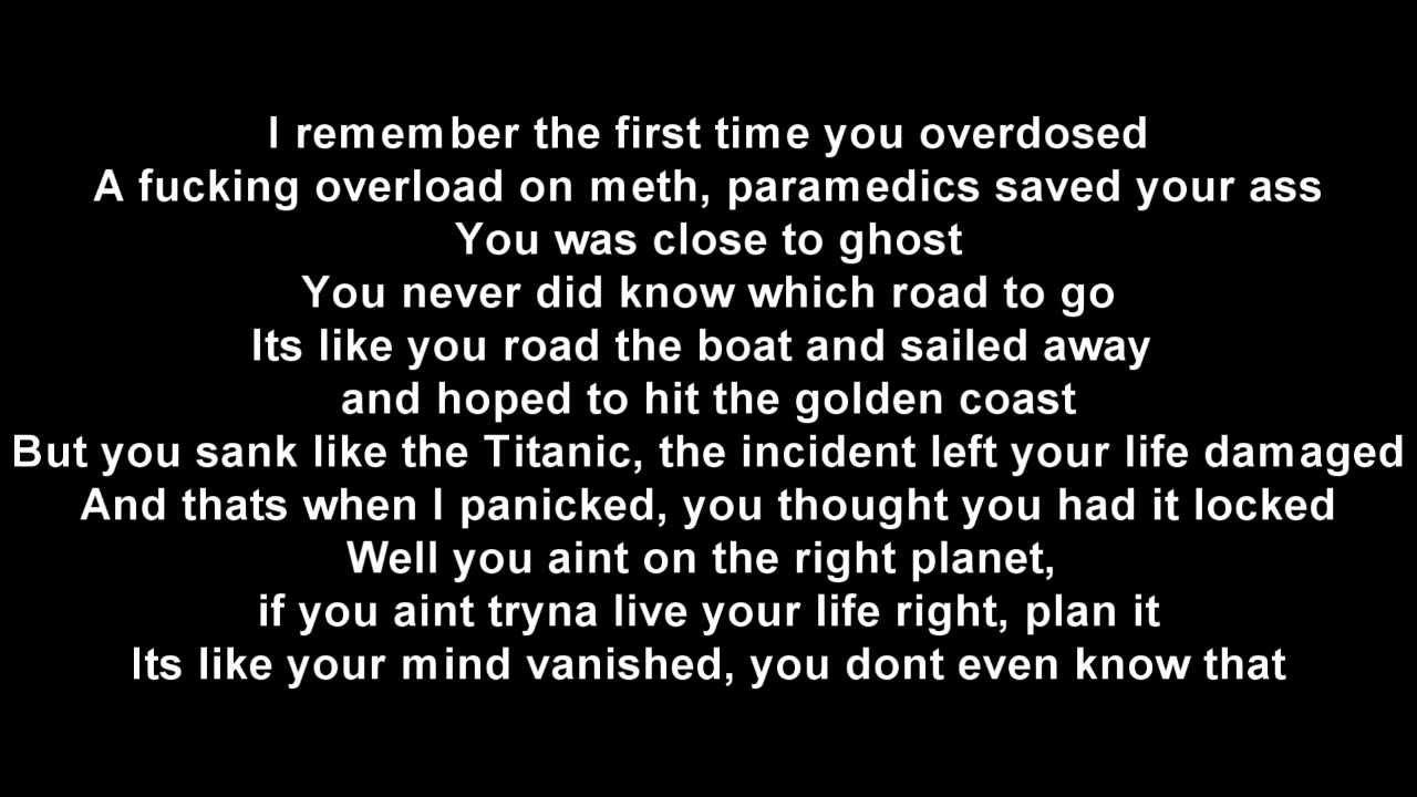 Download Hopsin - (Lyrics ) Ill Mind Of Hopsin 6 / Chris Dolmeth / Crystal Meth