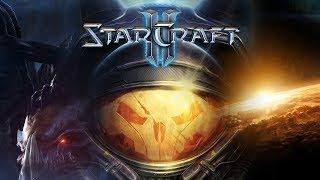 StarCraft 2. Гейм-порно на стриме! Проходите, раздевайтесь.