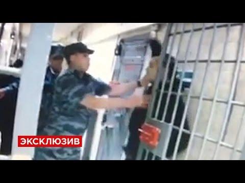 Нападение заключённого на конвоиров в колонии Братска