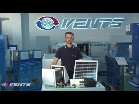 TwinFresh Solar SA-60 – an eco-friendly solution from VENTS