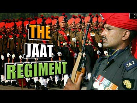 Jat Regiment One Of The Longest Serving Most Decorated Regiments