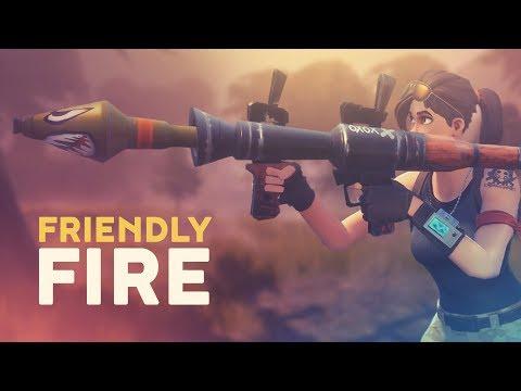 FRIENDLY FIRE (Fortnite Battle Royale)