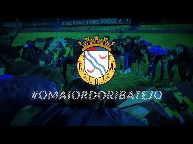 FC Alverca x Real SC