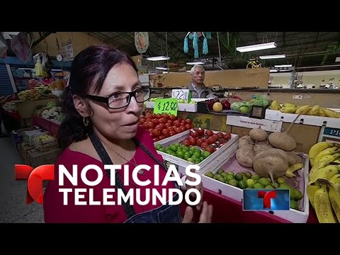 México bota demasiada comida a la basura   Noticiero   Noticias Telemundo
