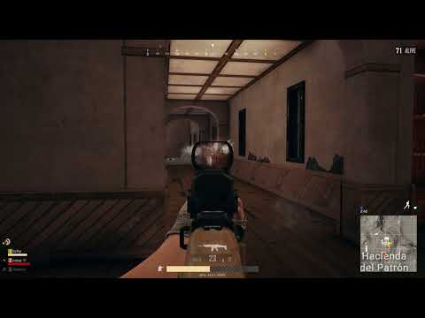 Playerunknown's Battlegrounds: Double Kill  Shot With