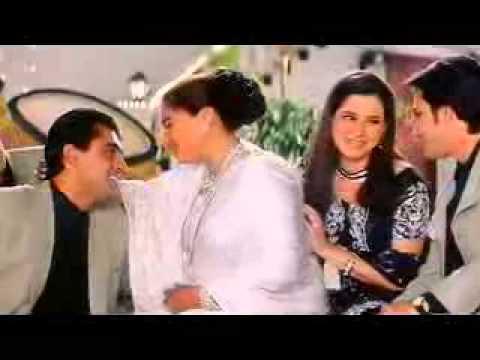 Download Yeh To Sach Hai Ki Bhagwan Hai   Hum Saath Saath Hain 1999) HD 1080p BluRay Music Video