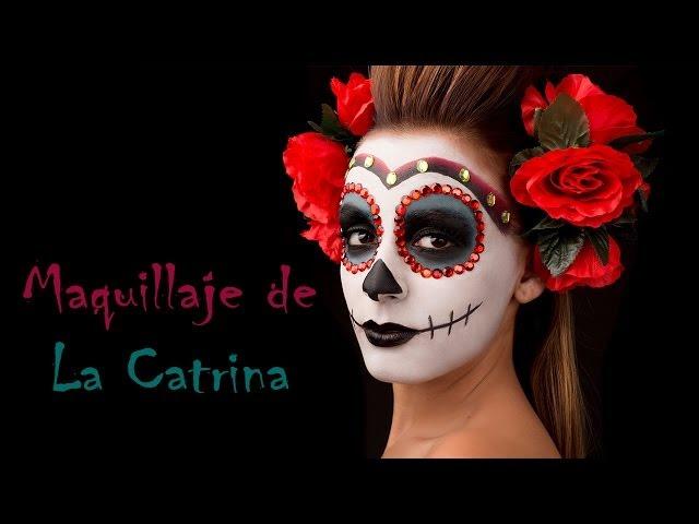 Maquillaje De Catrina Para El D A De Muertos Dise O Dise O