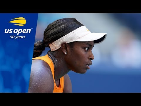 2018 US Open Top 5 Plays: Sloane Stephens
