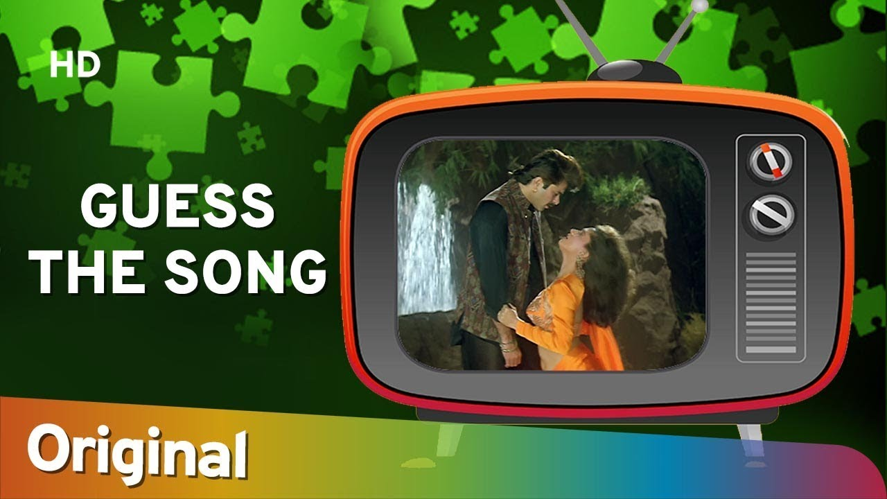 Guess The Song By Its First 5 Sec Bollywood Puzzle Song Hindi Song Challenge Video
