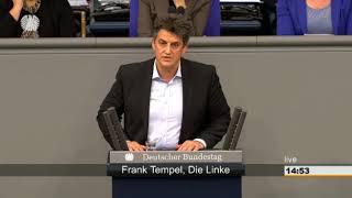 Frank Tempel: Einzelpläne Innen, Datenschutz und Informationsfreiheit [Bundestag 24.11.2015]