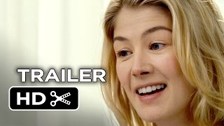 Hector and the Search For Happiness US Release TRAILER 1 (2014) - Rosamund Pike, Simon Pegg Movie HD