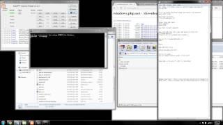 Install XAMPP & php ssh2 Windows Mp3