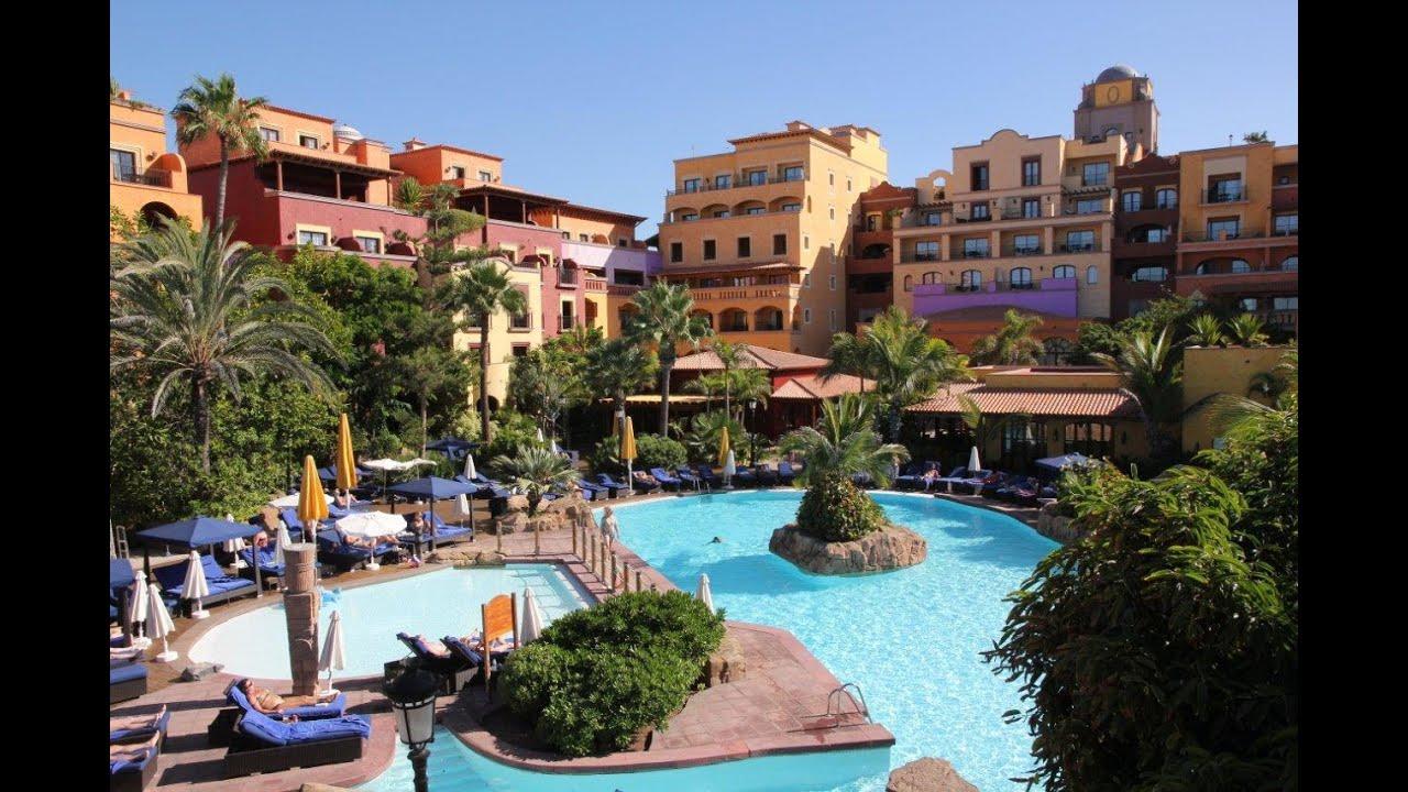 Hotel Europe Villa Cortes Teneriffa