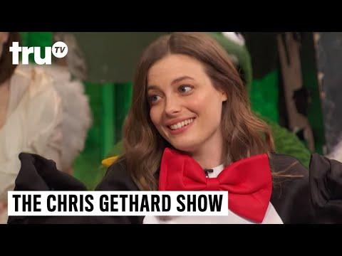 The Chris Gethard   Can Anyone Scare Gillian Jacobs?  truTV