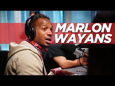 Marlon Wayans Talks Stand Up Tour, Donald Trump & Laker Hater!