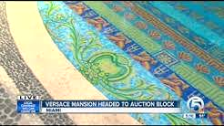 Versace mansion headed to auction block