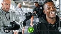 """K-1 kampioen Rémy Bonjasky """"Ik zou een goede MMA vechter zijn"""" // DAY1 #SPECIAL #3"""