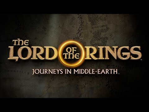 The Lord of the Rings: Journeys in Middle Earth
