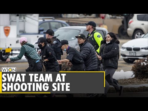 10 people died in Colorado store shooting: Police | US shooting | Latest World English News Bulletin