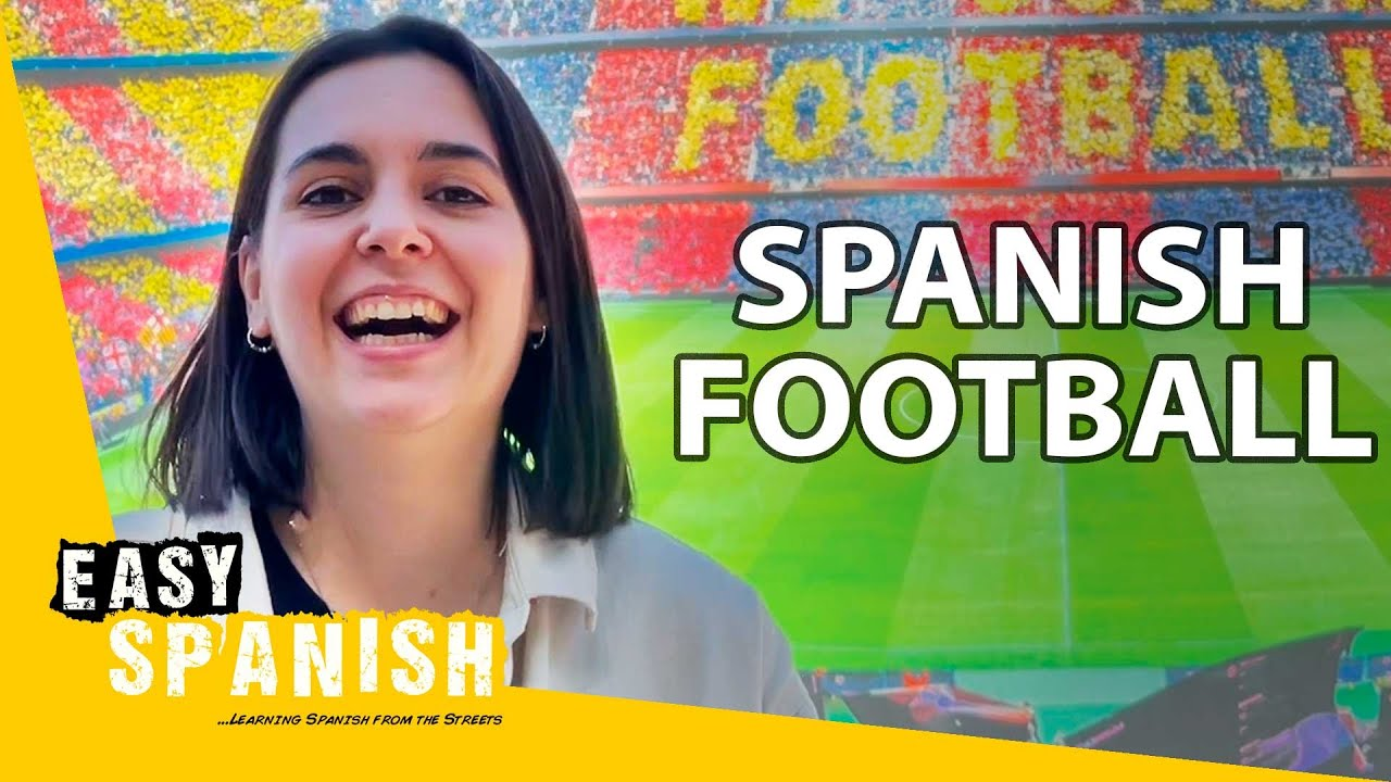 We Asked People in Barcelona About Football and the Barça team! | Easy Spanish 236