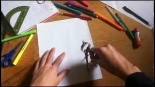 Making a Hexahexaflexagon