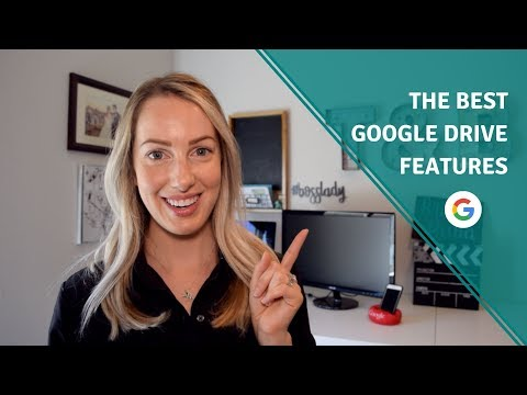 The Best Google Drive Features