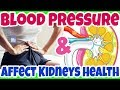How HIGH BLOOD PRESSURE May Affect Your KIDNEY HEALTH? What Can YOU Do to Keep Your Kidney HEALTHY?