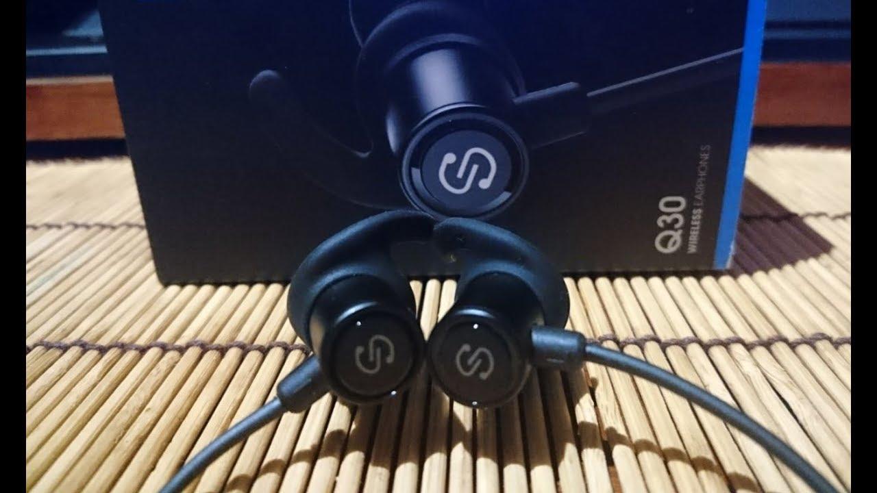 Review: SoundPeats Q30 Auriculares Deportivos Bluetooth