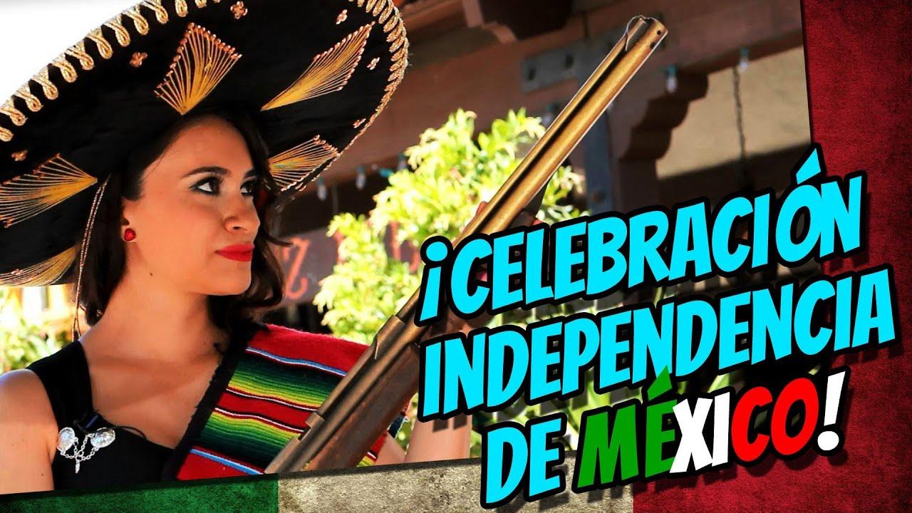 16 de Septiembre, Celebración Independencia de México ...