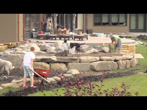 Digging In: Water Features