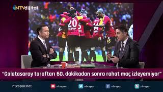 ''Galatasaray 60'tan sonra oyundan düşüyor'' (Futbol Net 20 Ocak 2020)