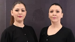 Video 1. Tutorial aprender a bailar sevillanas.1ª SEVILLANA. Curso Online. Academia La Chana Écija