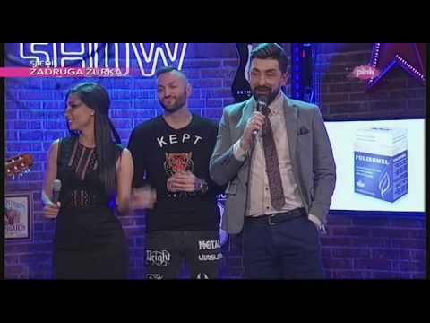 AMI G x SHA FEAT. ANGELLINA - SKUPA BOČICA (Uživo) (Live) (Ami G Show S11)
