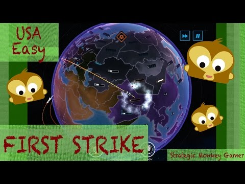 First Strike |USA against South Africa and Australia