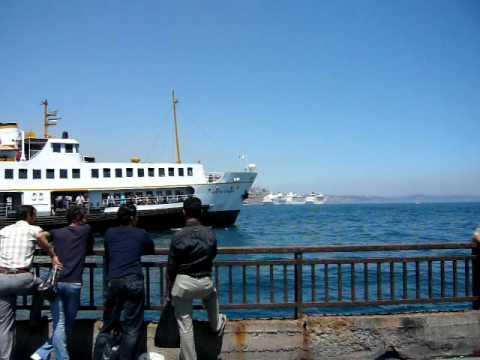 Eminönü waterfront, Istanbul, Turkey