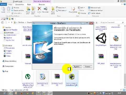 zararadio windows 8