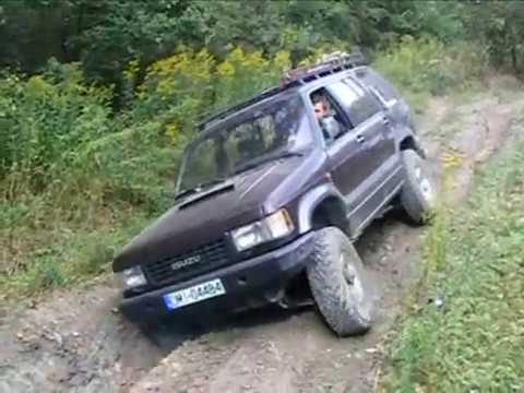 Holden Jackaroo Isuzu Trooper 31td Off Road