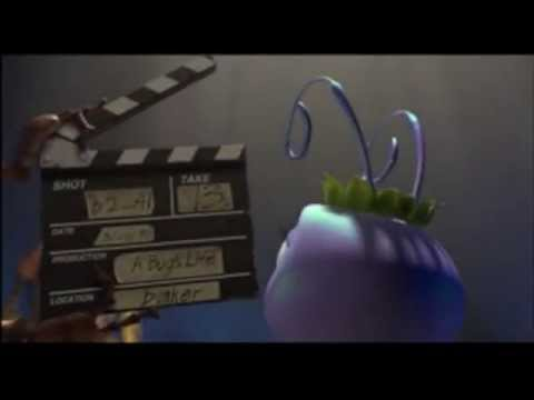 A Bug's Life outtakes (Italiano)