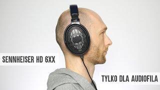 Sennheiser HD 6XX - słuchawki dla audiofila za $200