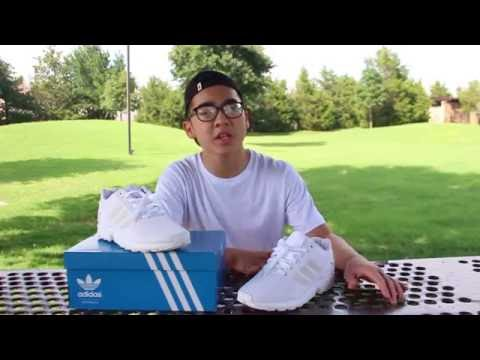 Adidas ZX Flux - Triple White Review/On Feet
