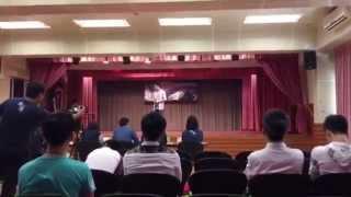 Publication Date: 2015-05-25 | Video Title: 觀塘區聯校歌唱比賽2015 - ECHOES(初賽)李俊傑