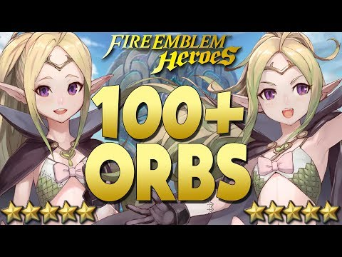 Fire Emblem Heroes - Part 60 | 100+ Orbs For Nowi! LIVE SUMMONING!