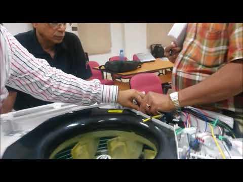 Cassette AC IDU and Wiring